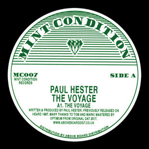 Paul Hester-The Voyage / Mint Condition