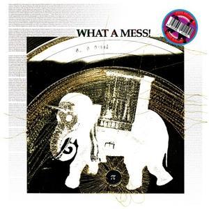 Pepe Bradock-What A Mess ! / Atavisme