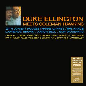 Duke Ellington Meets Coleman Hawkins-Duke Ellington Meets Coleman Hawkins