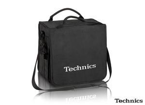 Technics BackBag (Colour:Black/Silver)