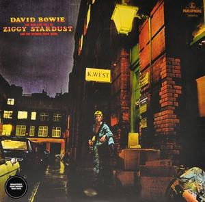 David Bowie-The Rise And Fall Of Ziggy Stardust And The Spiders From Mars / Parlophone