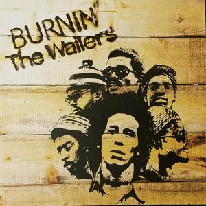 Bob Marley & The Wailers-Burnin' /  Island Records