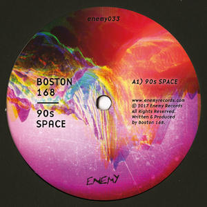 Boston 168-90s Space / Enemy Records
