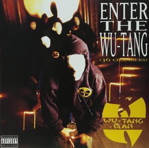 Wu Tang Clan- Wu Tang Clan Enter The Wu Tang (36 Chambers) / Sony