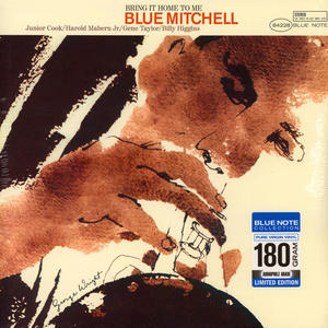 Blue Mitchell-Bring It Home To Me /  Blue Note