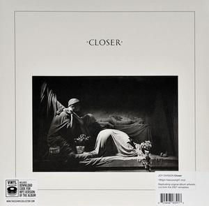 Joy Division-Closer /   Warner Music International