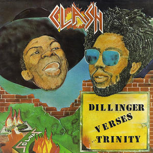 Dillinger Verses Trinity-Clash / BURNING SOUNDS