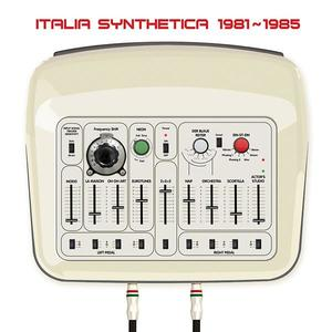 Va-Italia Synthetica 1981-1985 / Spittle Records