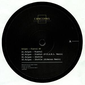 Kolpos- Fractal EP / Concerns Music