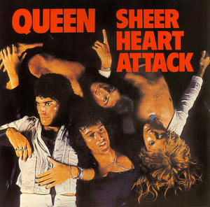 Queen-Sheer Heart Attack / Virgin EMI Records