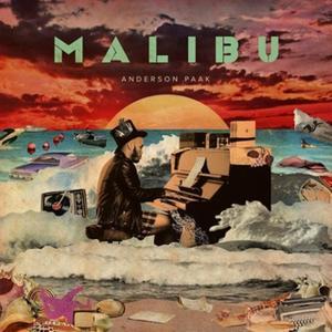 Anderson Paak-Malibu (180g) /  STEEL WOOD/OBE
