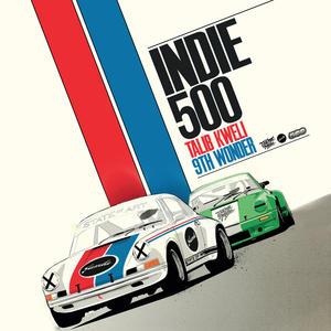 9th Wonder & Talib Kweli-Indie 500 /  IT'S A WONDEFUL WORLD MUSIC GROUP