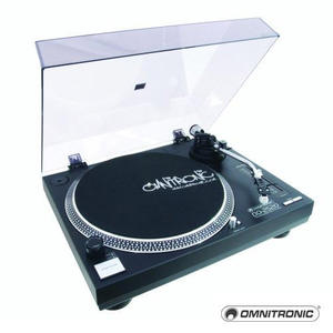 Omnitronic Turntable DD-2520 USB