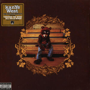 Kanye West-The College Dropout / Roc-A-Fella Records
