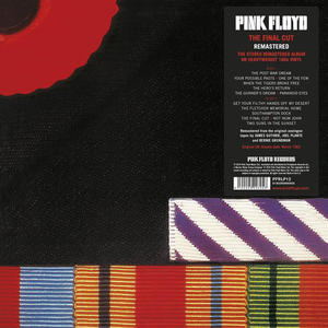 Pink Floyd -The Final Cut /  Pink Floyd Records