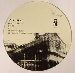 Jc Laurent-Protocol Zero Ep / Hidden Recordings