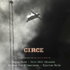 Georg Holm and Orri Páll Dýrason from Sigur Ros-CIRCE / Krunk